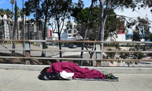 The Environmental Protection Agency has blamed the homeless crisis in California for failing to stop water pollution.