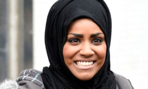 Bake Off star Nadiya Hussain, who has revealed that she has been subjected to racial abuse