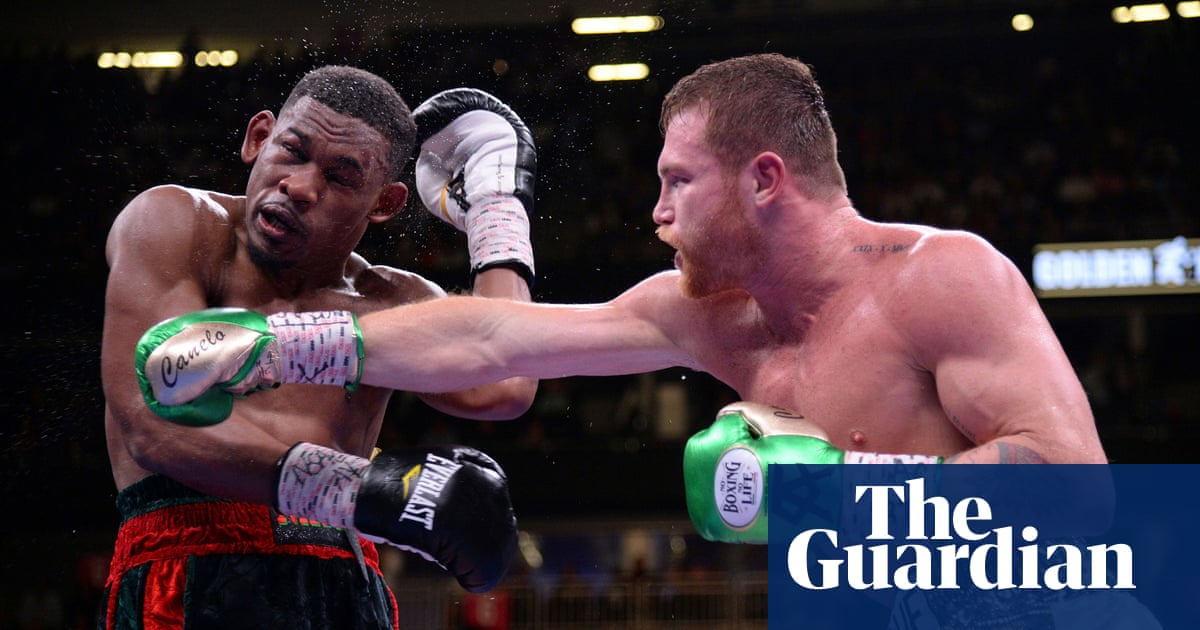 Canelo Álvarez scaling two weight classes in bid for Sergey Kovalevs title