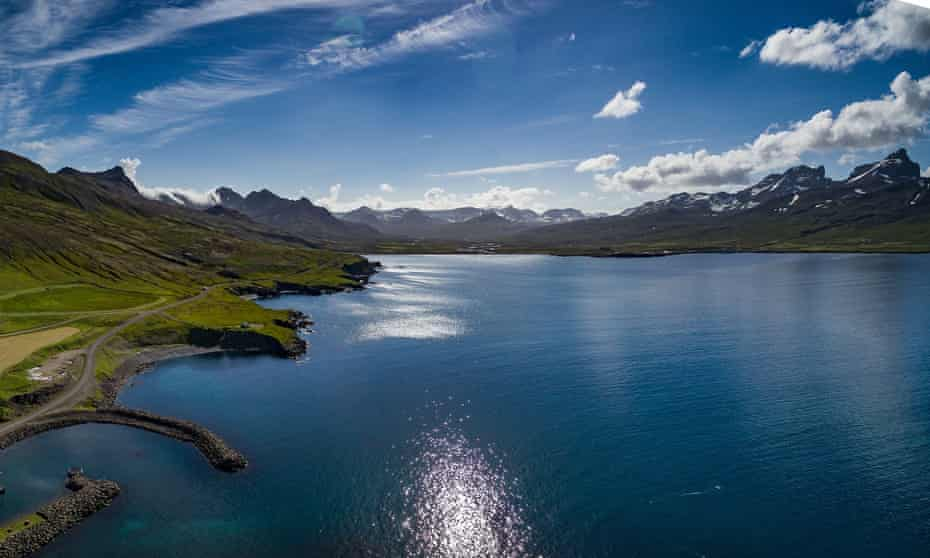 This year's overall winner will go on a seven-night 'Secret Fjords' self-drive holiday to eastern Iceland
