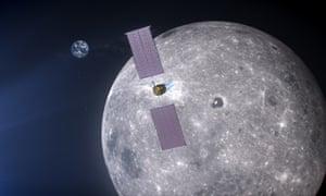 Nasa's Lunar Gateway