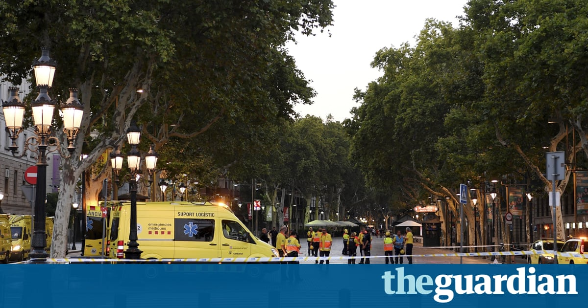 What we know so far about the Barcelona attack