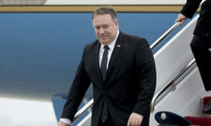 US secretary of state Mike Pompeo had said the summit's purpose was to focus on Iran's influence.
