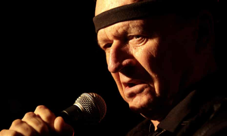 Dick Dale performing in London in early 2010.