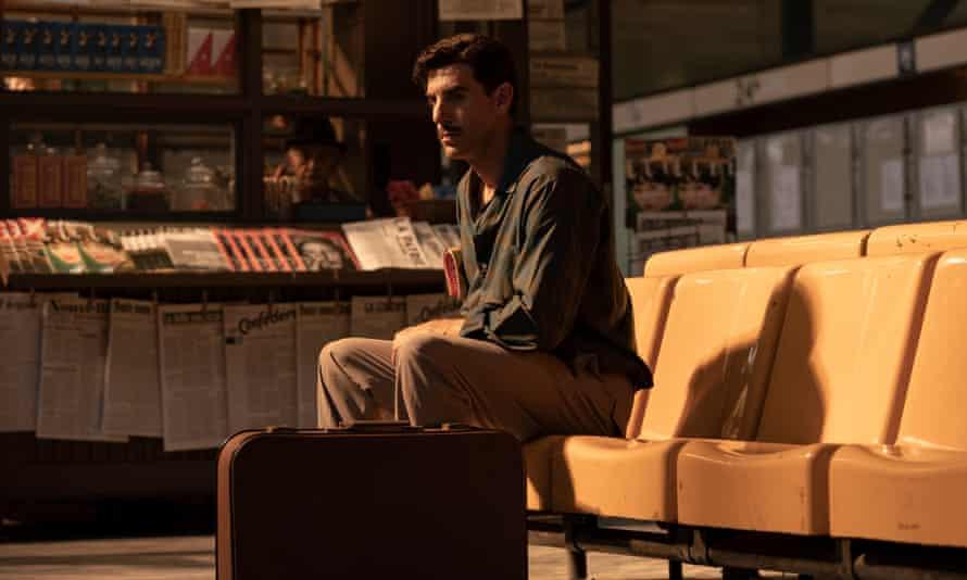 Baron Cohen as Kamel Amin Thaabeth, AKA Eli Cohen.