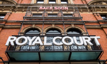 Not a snoozepaper … Royal Court Theatre in London is to stage a Living Newspaper project.