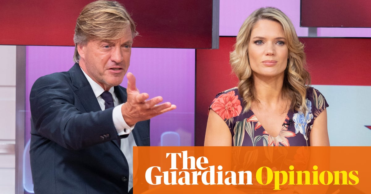 Cutting short Gavin Williamson was the most popular thing I've ever done | Richard Madeley