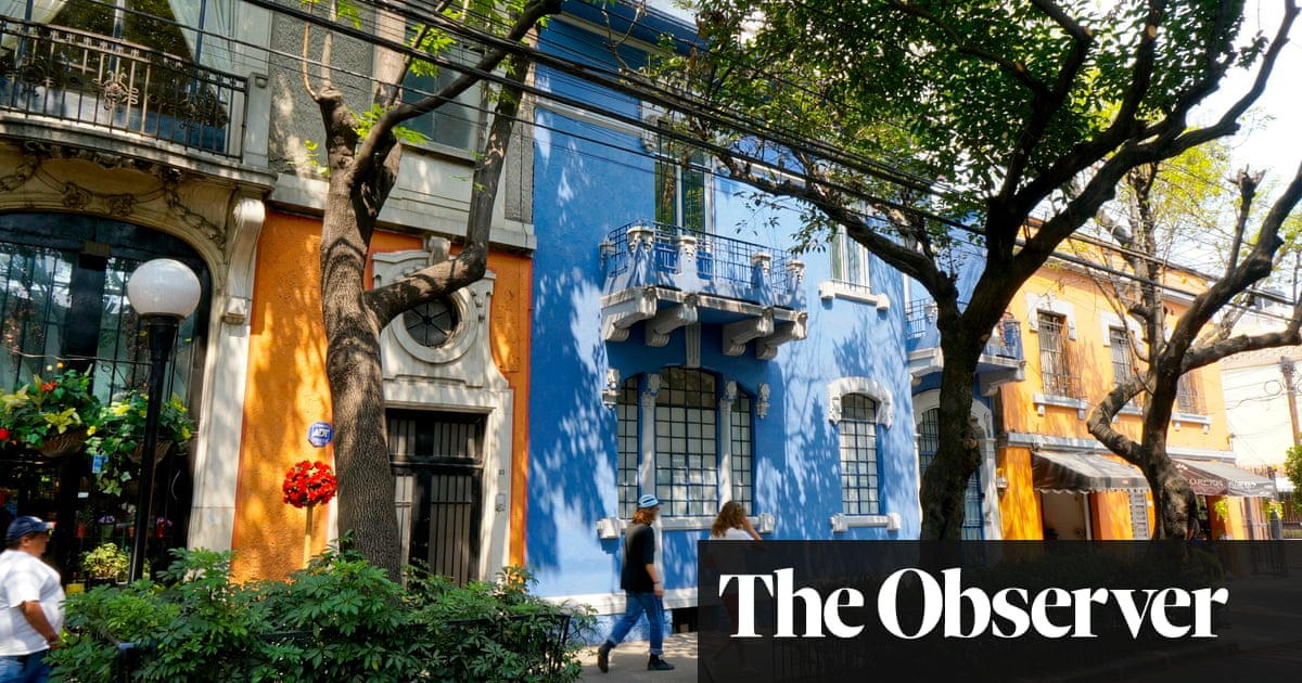 Roma sets the scene: the magical Mexico City district behind the film