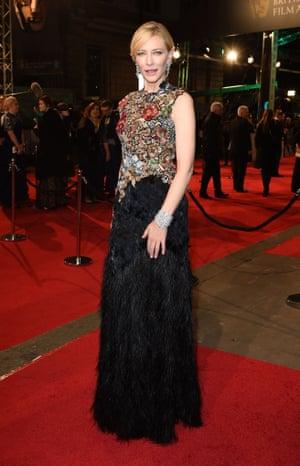 Oh Carol Best actor nominee Cate Blanchett.