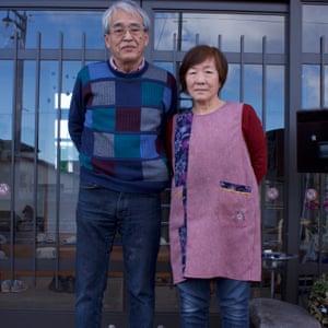 Tomoko and Takenori Kobayashi