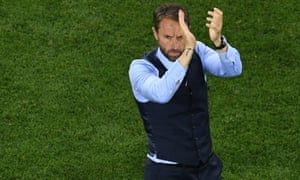 Gareth Southgate, new style icon for England fans
