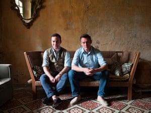 Benoît Rauzy and Anthony Watson