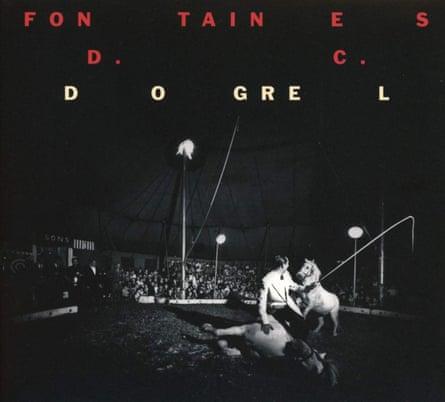 Fontaines DC: Dogrel album artwork