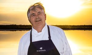 Stefano de Pieri, chef and Mildura resident.