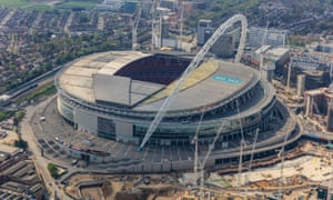 Wembley Stadium finally reopened in 2007 at a final cost of £757m. Eleven years later the FA still owes £140m and the stadium makes a loss after paying the interest.