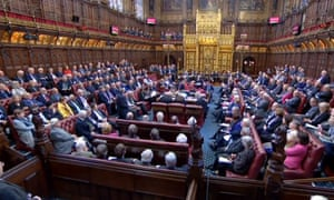 The House of Lords debate the bill.