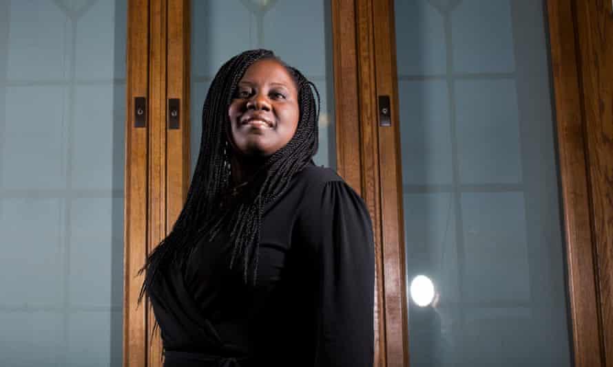 Marsha de Cordova, the shadow disabilities minister