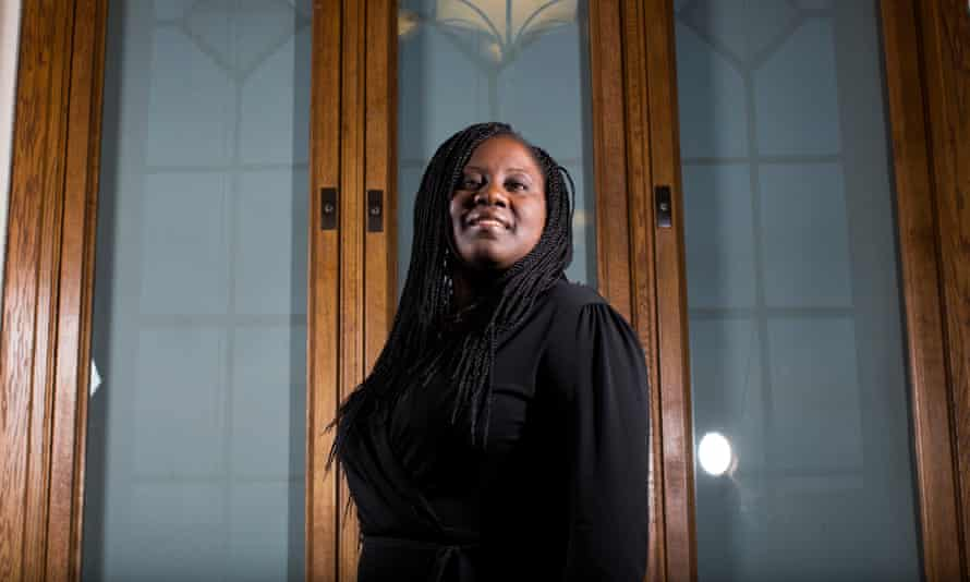 Marsha de Cordova, shadow disabilities minister