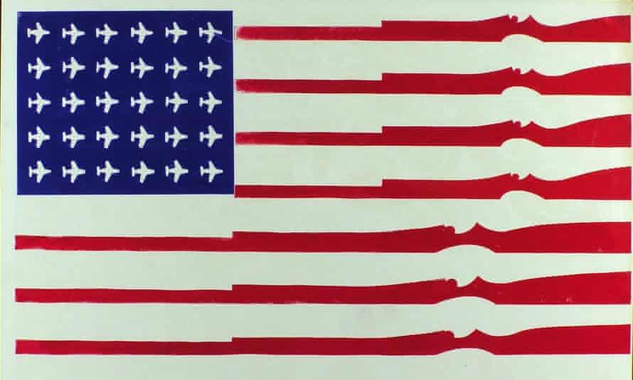America in Revolt poster.