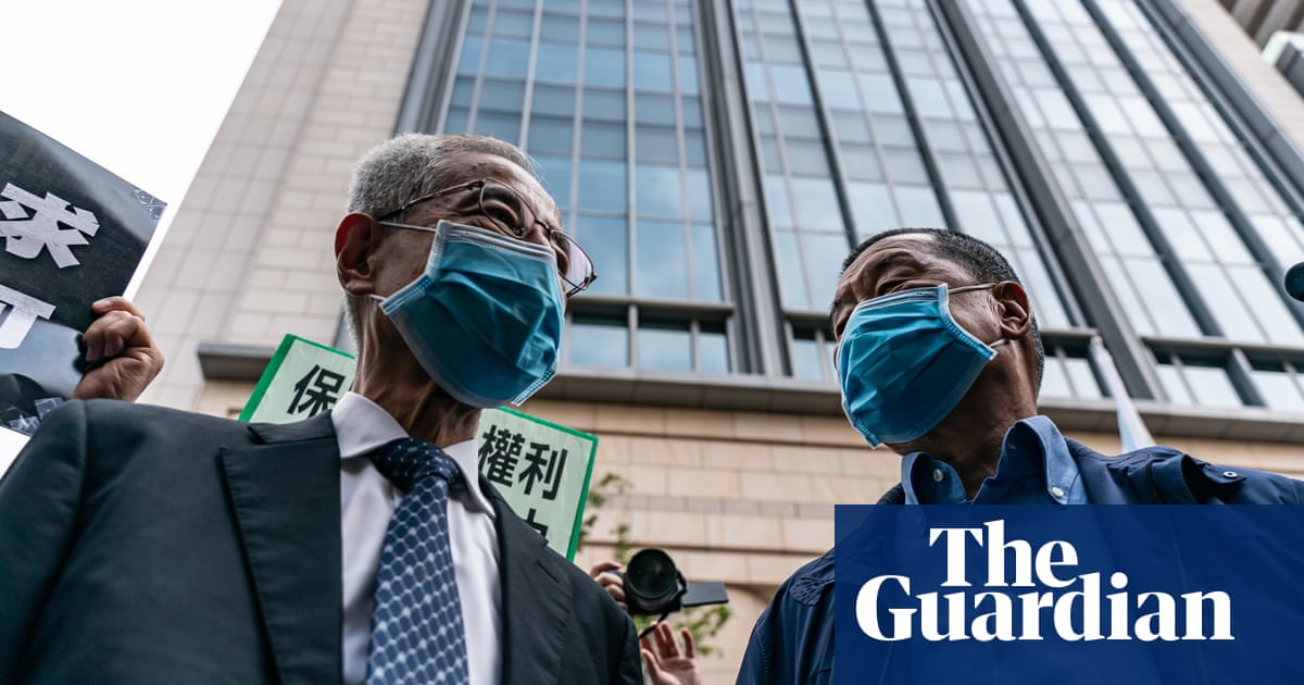 Hong Kong pro-democracy figures to be sentenced amid crackdown on dissent