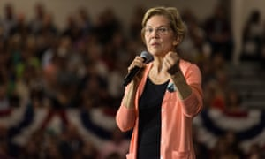 Elizabeth Warren has been under fire for the wealth tax she says will pay for her healthcare plan.