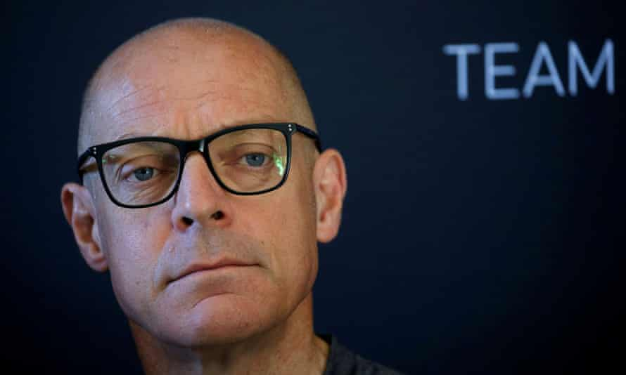 Dave Brailsford was a reclusive presence at this year's Tour de France, where for a second year in a row his team failed to add to its tally of overall wins