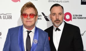 Sir Elton John and David Furnish who are on the verge of settling a high court claim over phone-hacking, a judge has been told.