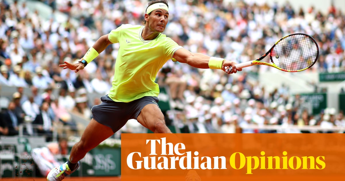Rafael Nadal the beacon of sports old power despite new normal