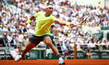 Rafael Nadal the beacon of sport's old power despite new normal