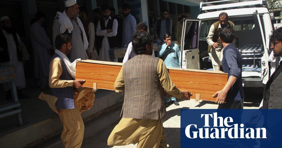 Three female health workers shot dead in east Afghanistan