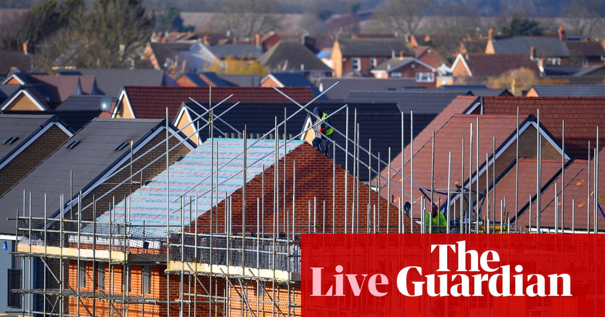 Labour squares off against Gove with housing policy ahead of party conference – UK politics live