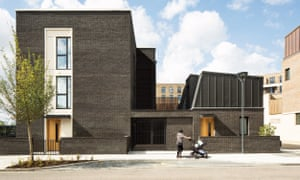 A multigenerational house, designed by PRP Architects, near the Olympic Park in east London.