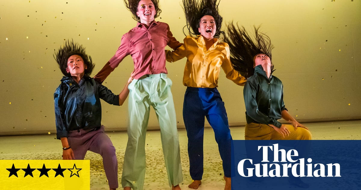 Sung Im Her: W.A.Y review – what a trip!