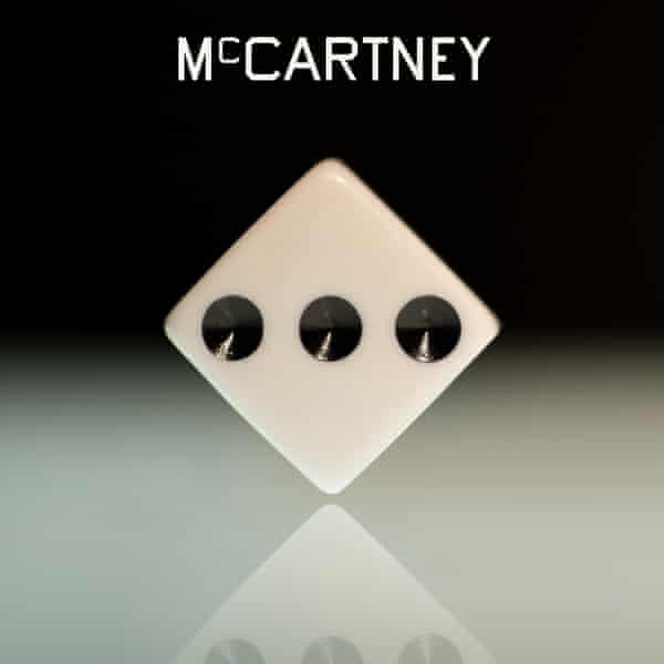 Paul McCartney: McCartney III album cover