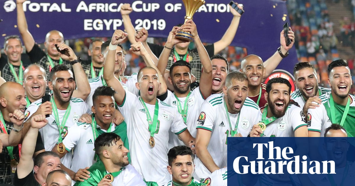 Manchester City and Algeria successes boosted my confidence, says Mahrez