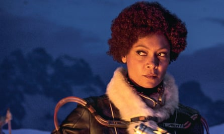 Thandie Newton as Val in Solo: A Star Wars Story
