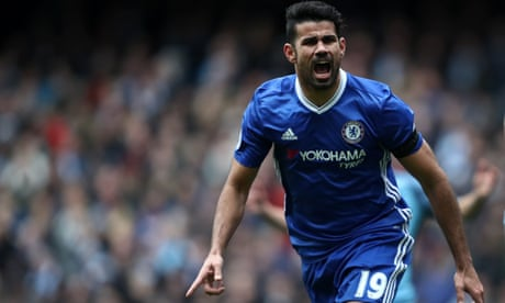 Despite this clod-hopping powerplay, Diego Costa may be on to something | Barney Ronay
