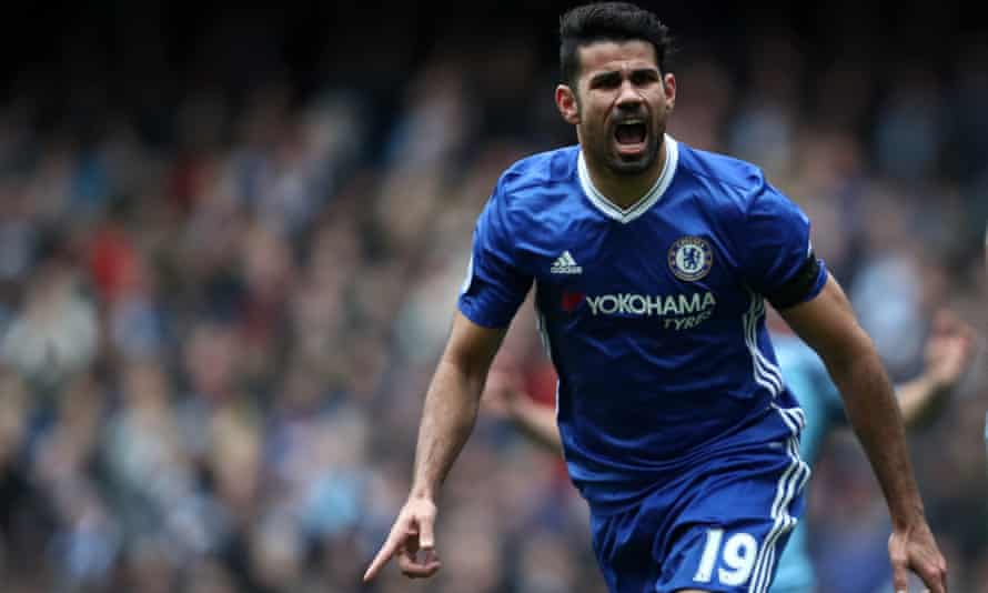 Diego Costa has refused to train with Chelsea's reserves and is determined to move away from the club