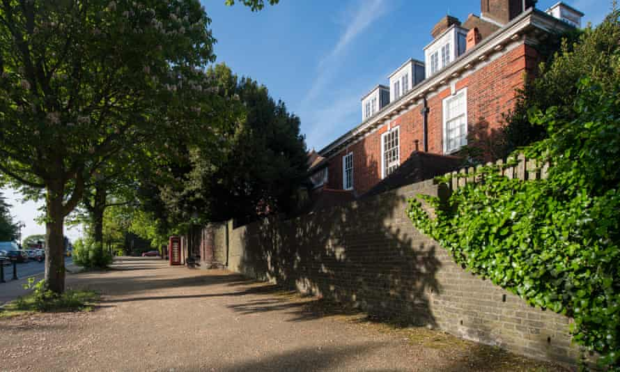 Queen Mary's House, Hampstead.
