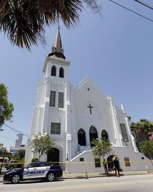 Charleston church