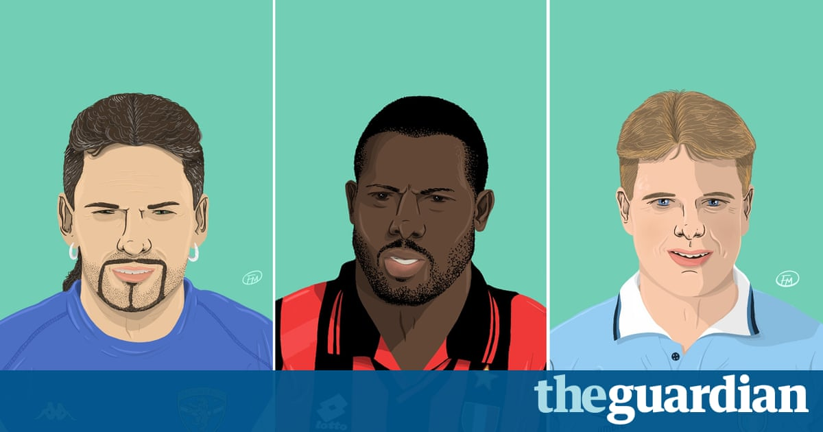 Golazos galore: the 25 best goals from the golden era of Serie A