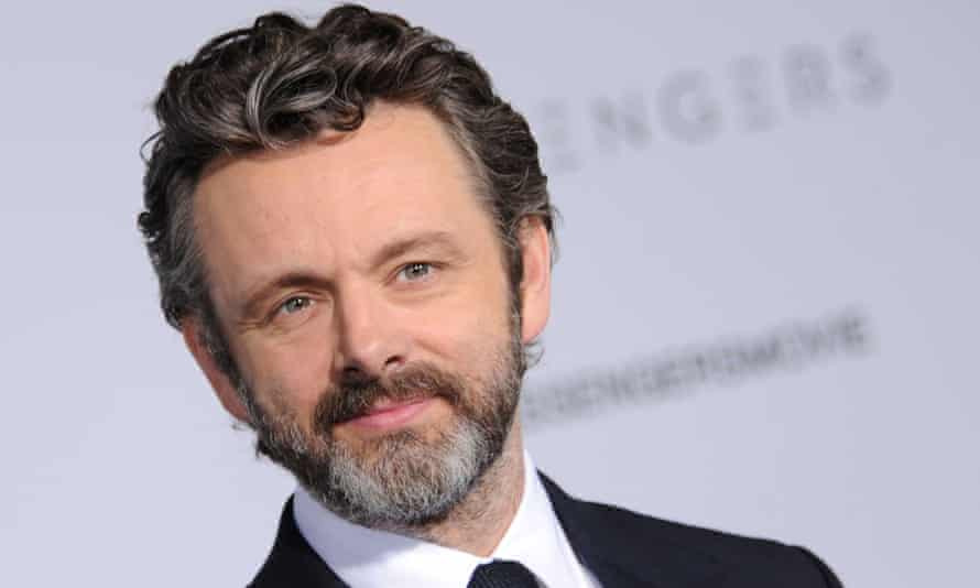 Michael Sheen at the premiere of Passengers in Los Angeles