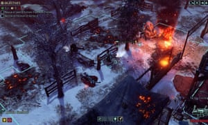 XCOM 2 civilian rescue mission