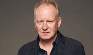 'I'd never had any girl take an interest in me before acting': Stellan Skarsgård.