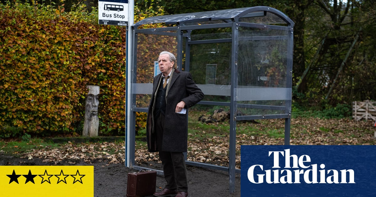The Last Bus review – a cliche-packed vehicle for Timothy Spall
