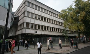 The two men charged under the Public Order Act will appear at Highbury Corner magistrates' court on 6 September.