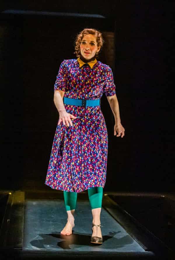 Katherine Parkinson in Shoe Lady