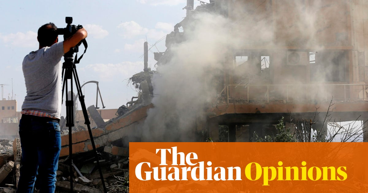 Researchers To Journalists Stop Blaming >> War Reporters Like Me Will Cease To Exist If The Web Giants Aren T