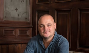 'I'll admit to being a show-off': Al Murray.