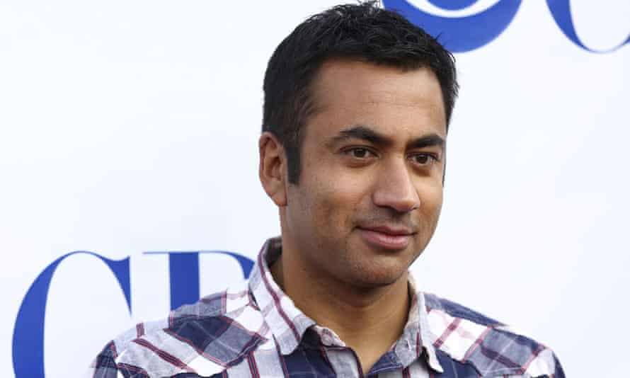 'Resist and show some love' … Kal Penn.